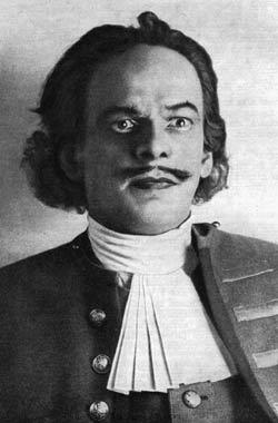 Николай Черкасов (Советский Экран)